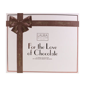 For The Love Of Chocolate A 7 Piece Collection Of Chocolate Beauty Delights # Tan 229944