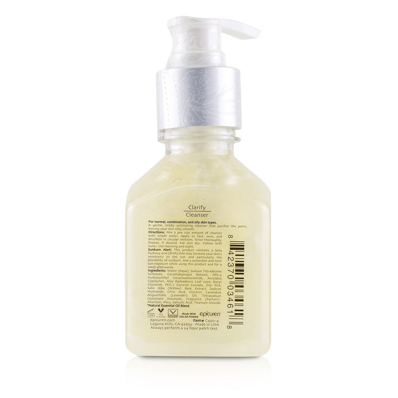 Clarify Cleanser For Normal, Combination & Oily Skin Types 230221