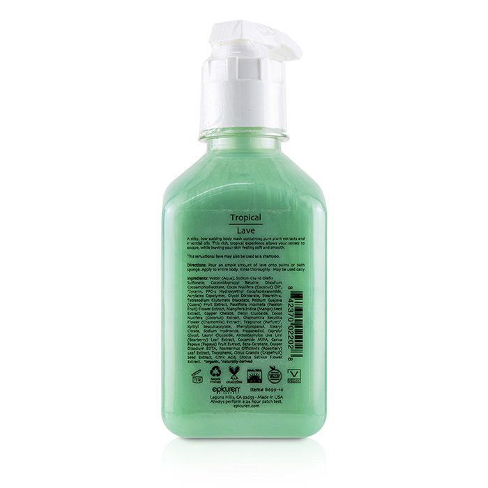 Load image into Gallery viewer, Lave Body Cleanser Tropical 230230