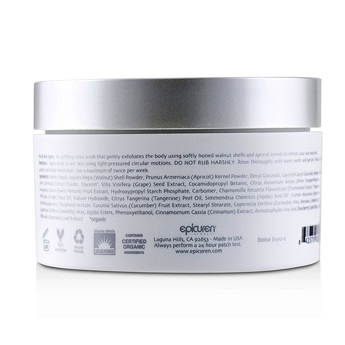 Sweet Mandarin Walnut Body Polish 230245