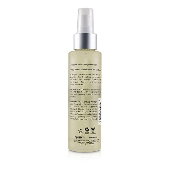 Protein Mist Enzyme Toner For Dry, Normal, Combination & Oily Skin Types 230249