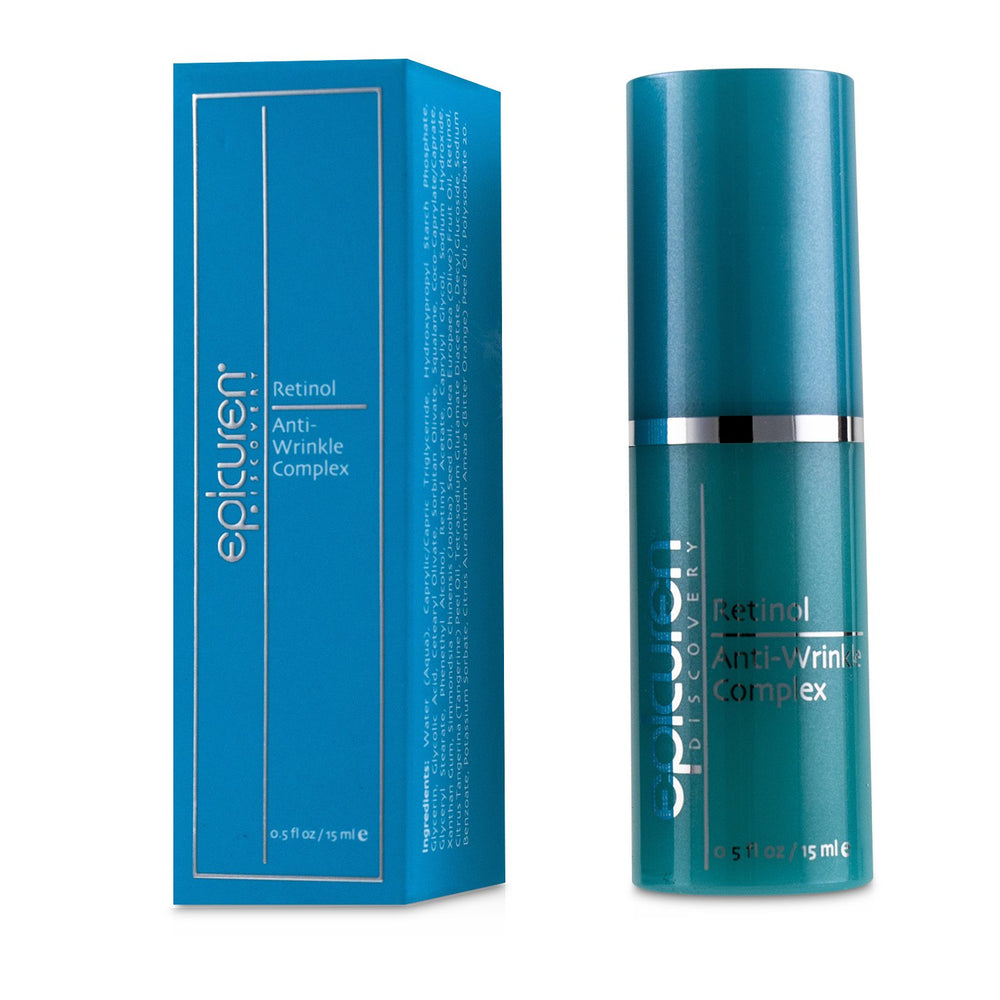 Retinol Anti Wrinkle Complex For Dry, Normal, Combination & Oily Skin Types 230266