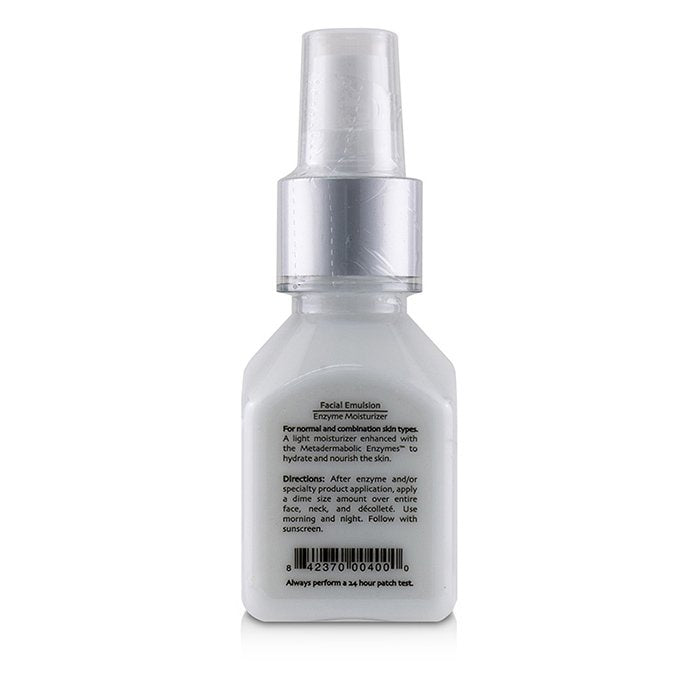 Facial Emulsion Enzyme Moisturizer For Normal & Combination Skin Types 230281
