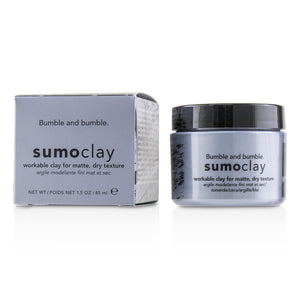 Bb. Sumoclay (Workable Day For Matte, Dry Texture) 230514