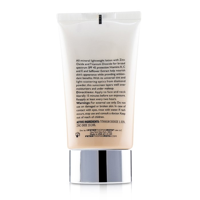 Max Mineral Naked Spf 45 Lotion 230662