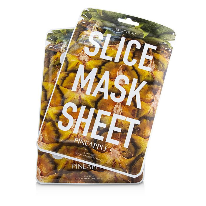 Load image into Gallery viewer, Slice Mask Sheet Pineapple 230769