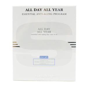 All Day All Year Essential Anti Aging Program: All Day All Year 50ml + Cleansing Milk 30ml + Floral Toning Lotion 30ml + Supremya At Night 5ml 231203