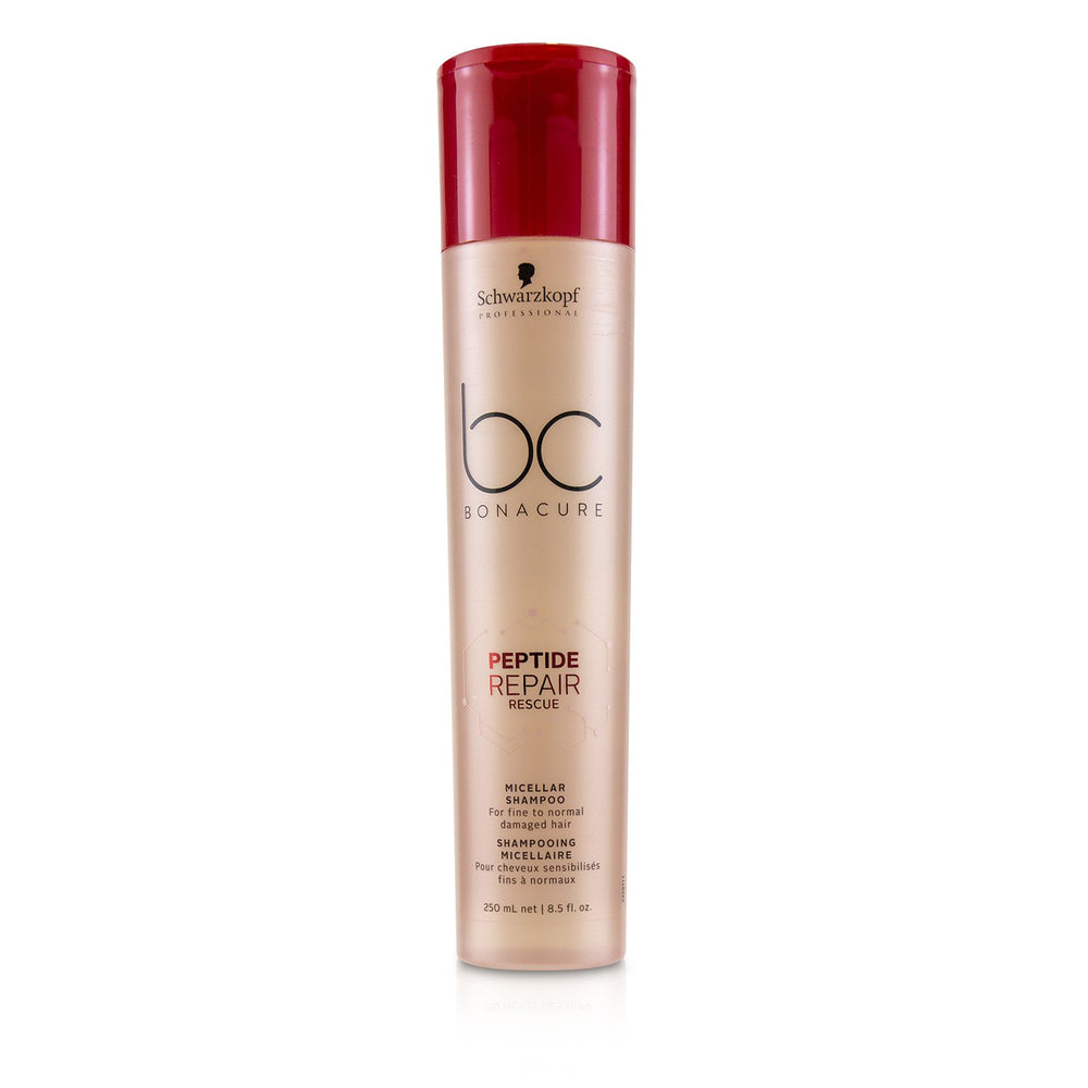 Bc Bonacure Peptide Repair Rescue Micellar Shampoo (For Fine To Normal Damaged Hair)