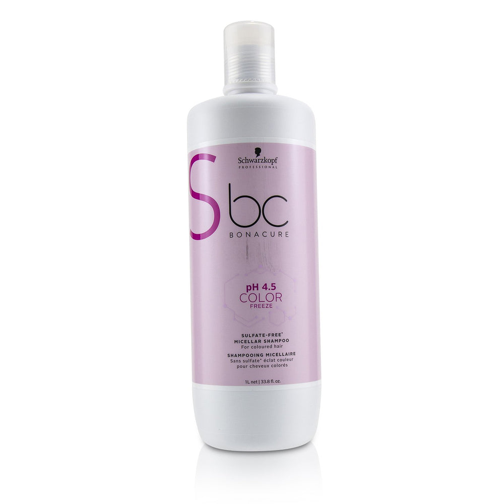 Bc Bonacure P H 4.5 Color Freeze Sulfate Free Micellar Shampoo (For Coloured Hair)