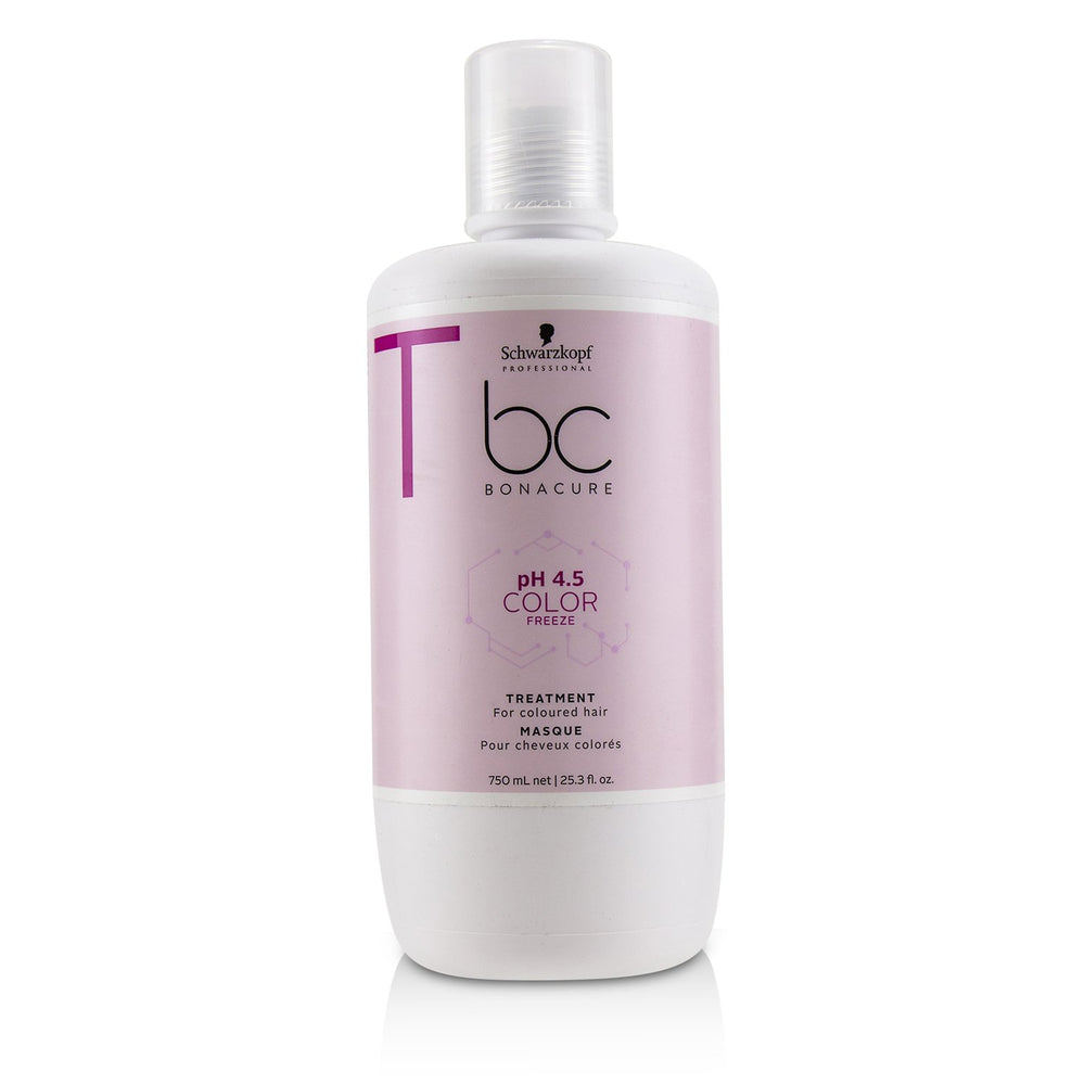 Bc Bonacure P H 4.5 Color Freeze Treatment (For Coloured Hair)