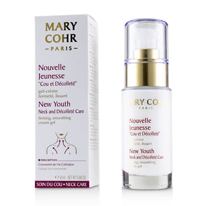 New Youth Neck & Decollete Care Firming, Smoothing Cream Gel 232314