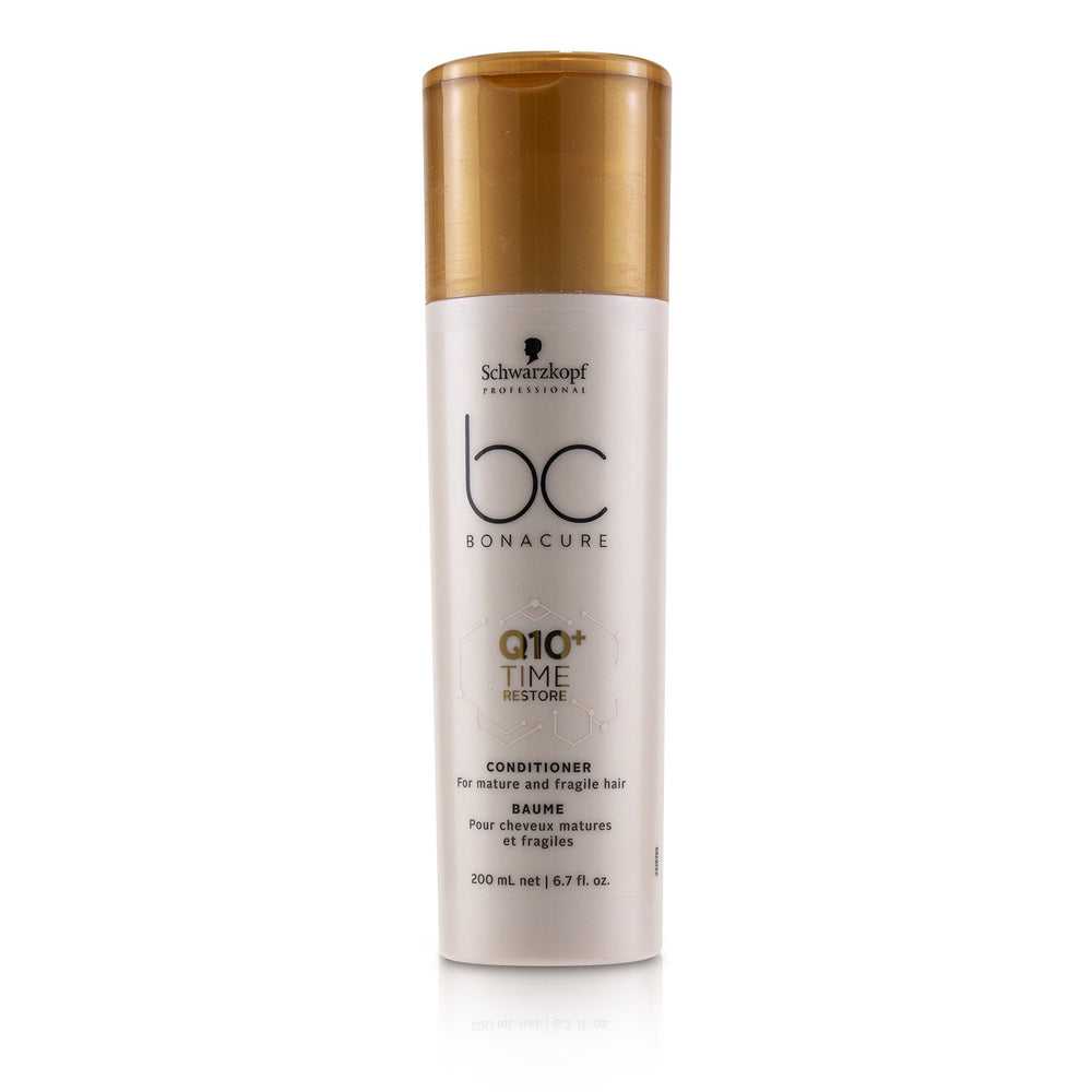 Bc Bonacure Q10+ Time Restore Conditioner (For Mature And Fragile Hair)