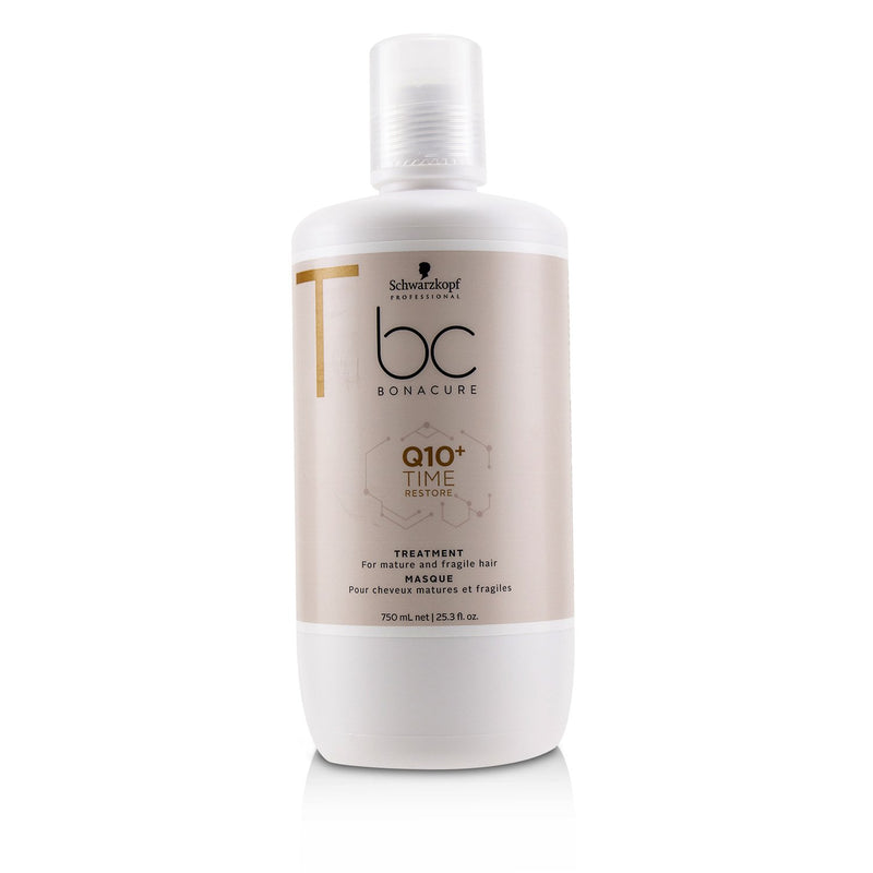 Bc Bonacure Q10+ Time Restore Treatment (For Mature And Fragile Hair) 232338