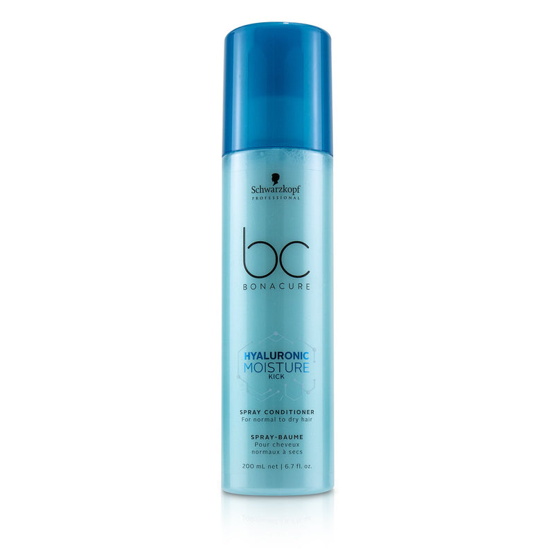 Bc Bonacure Hyaluronic Moisture Kick Spray Conditioner (For Normal To Dry Hair) 232348