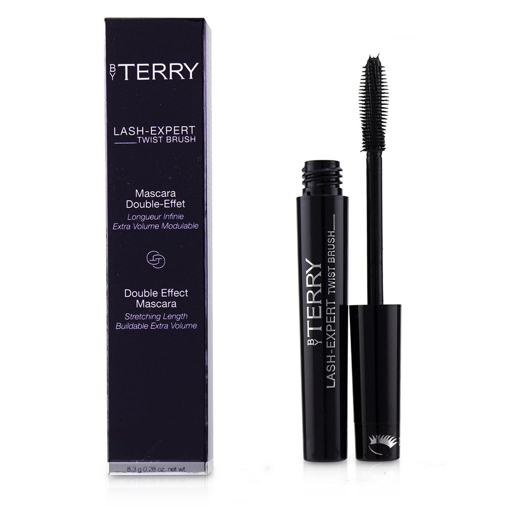 Load image into Gallery viewer, Lash Expert Twist Brush Double Effect Mascara   # 1 Master Black