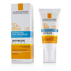 Anthelios Ultra Resistant Hydrating Cream Spf 50+ (Fragrance Free) 232745