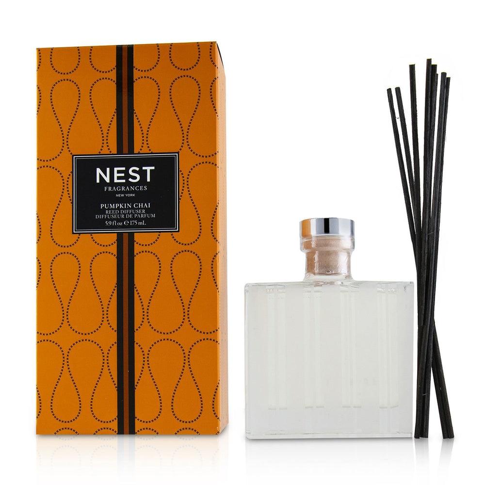Load image into Gallery viewer, Reed Diffuser   Pumpkin Chai