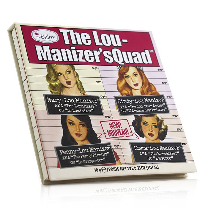 Load image into Gallery viewer, The Lou Manizer's Quad (Highlighter) 233072