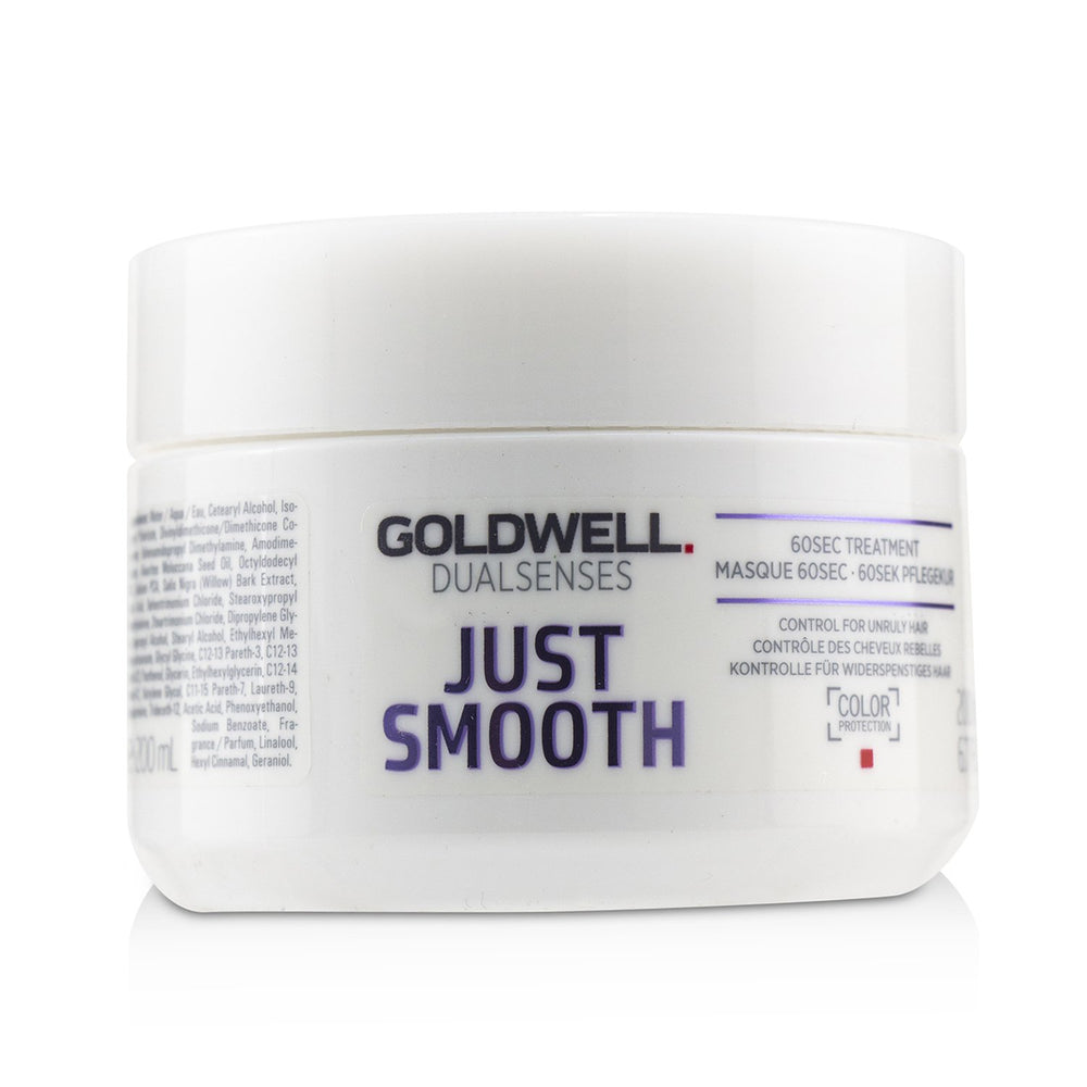 Dual Senses Just Smooth 60 Sec Treatment (Control For Unruly Hair)