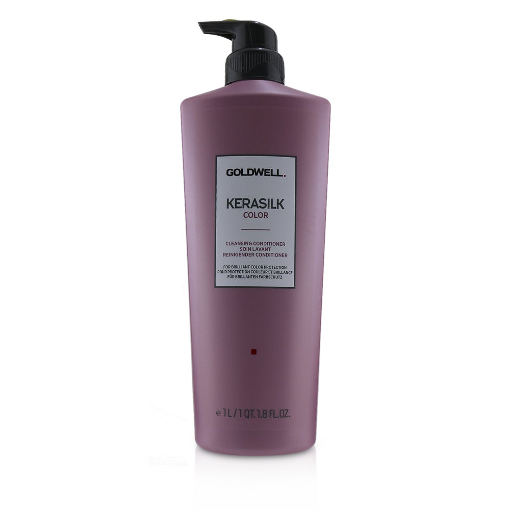 Kerasilk Color Cleansing Conditioner (For Brilliant Color Protection)