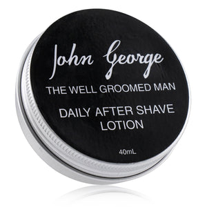 John George Daily After Shave Lotion