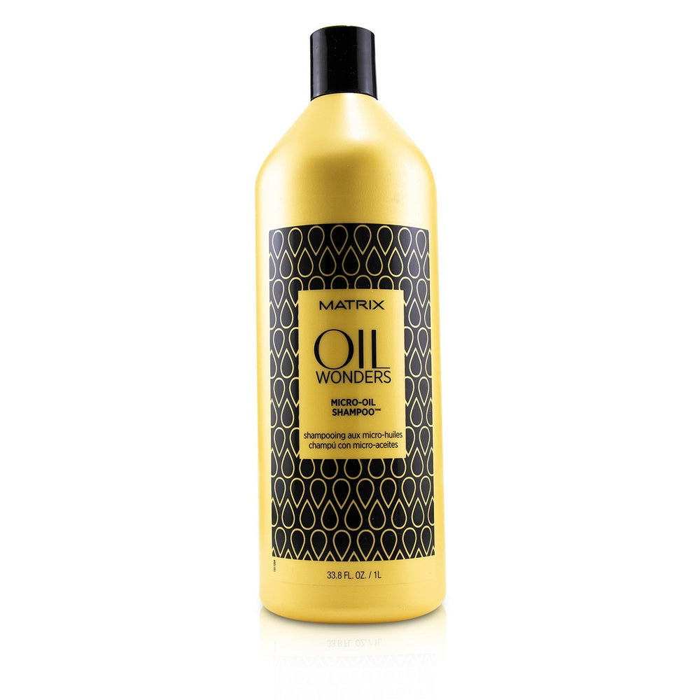 Oil Wonders Micro Oil Shampoo (For All Hair Types) 233473