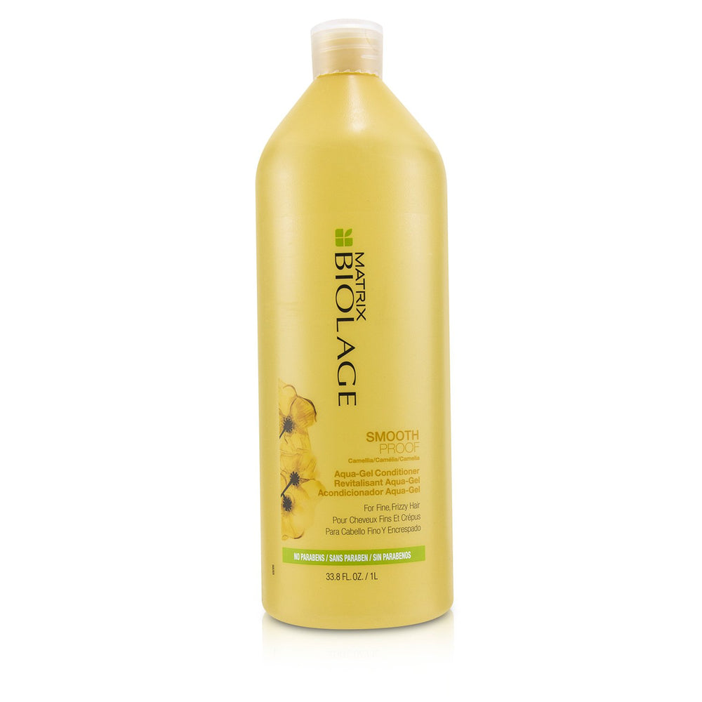 Biolage Smooth Proof Aqua Gel Conditioner (For Fine, Fizzy Hair) 233483