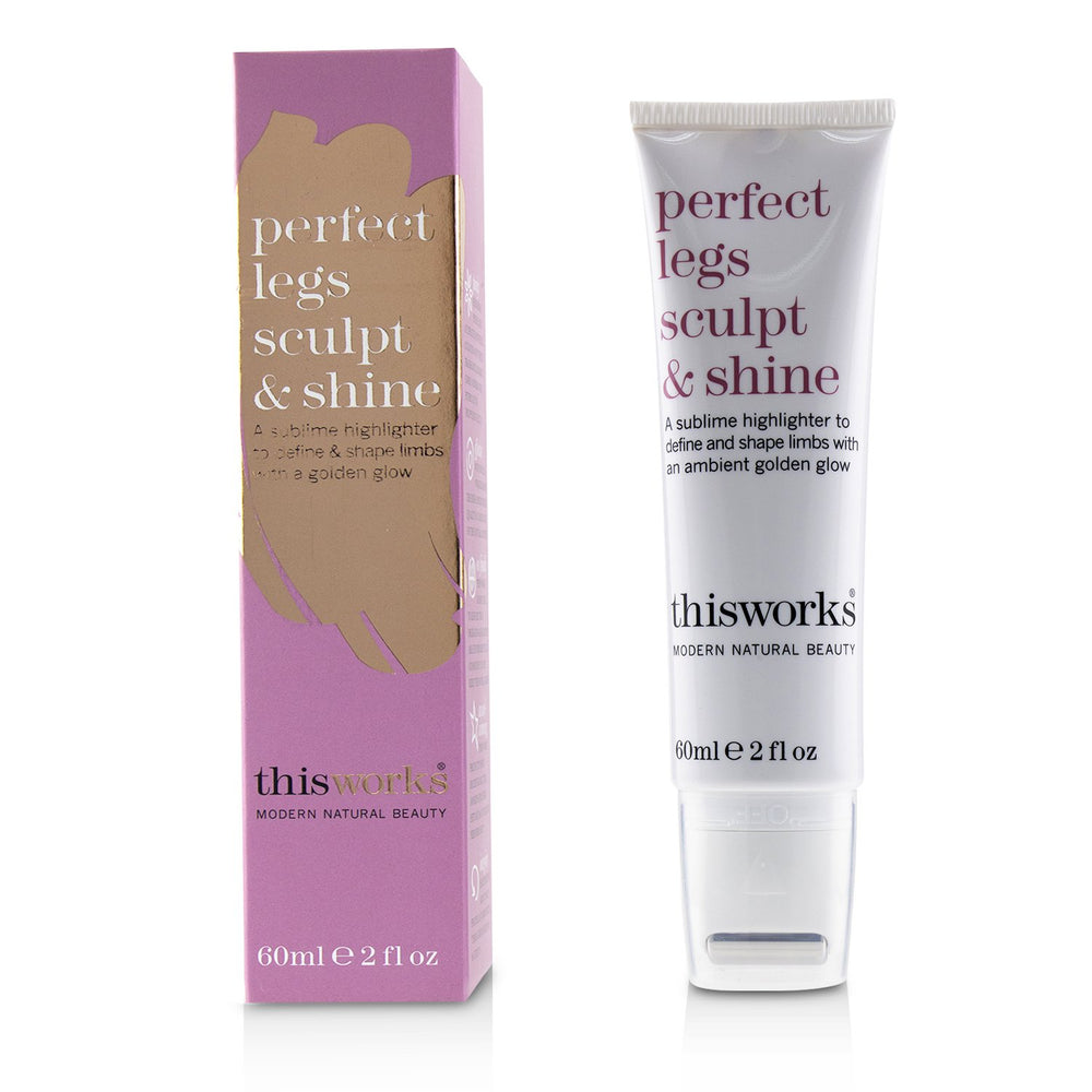 Perfect Legs Sculpt & Shine - This Works - Frenshmo