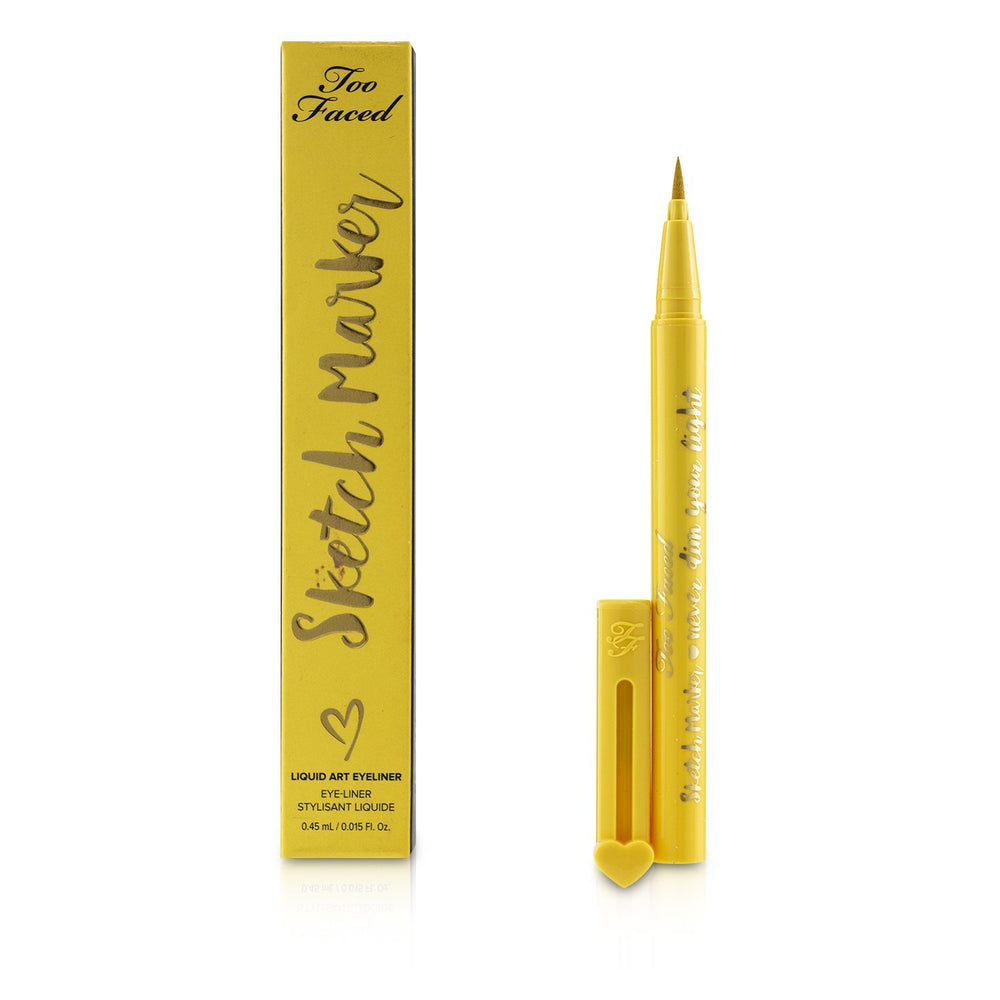 Sketch Marker Liquid Art Eyeliner # Canary Yellow 233727