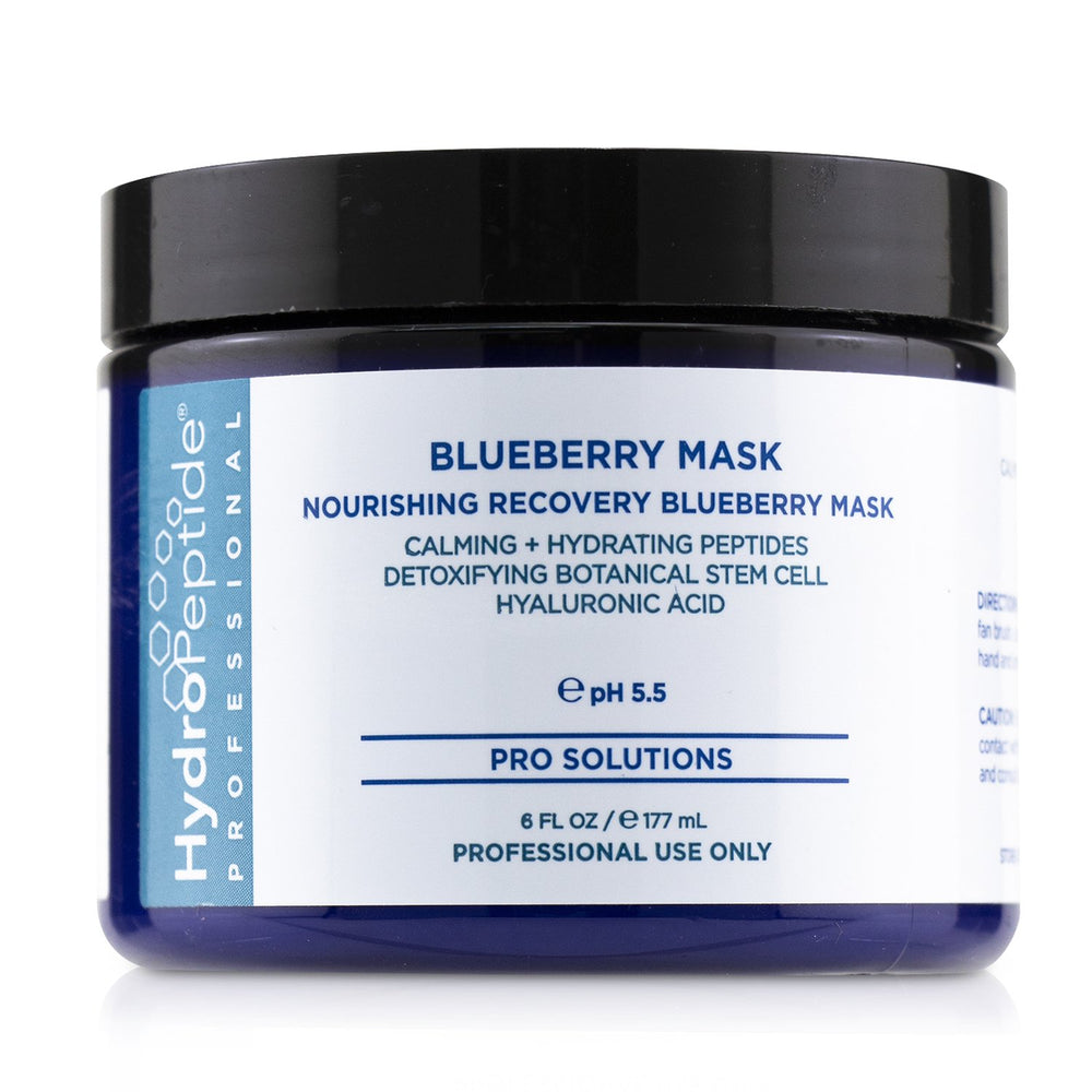 Blueberry Mask Nourishing Recovery Blueberry Mask (P H 5.5) (Salon Product) 233996