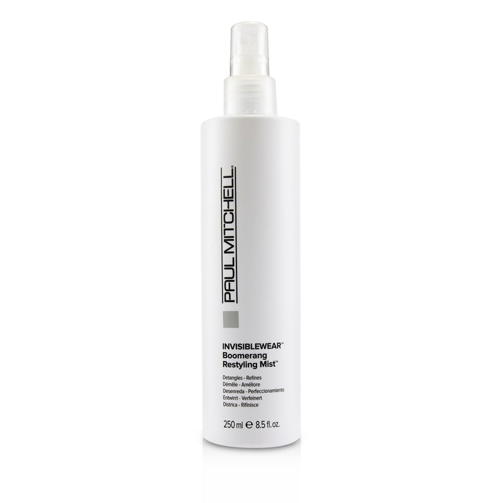 Invisiblewear Boomerang Restyling Mist (Detangles   Refines)