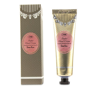 Load image into Gallery viewer, Butter Hand Cream Green Rose 235452