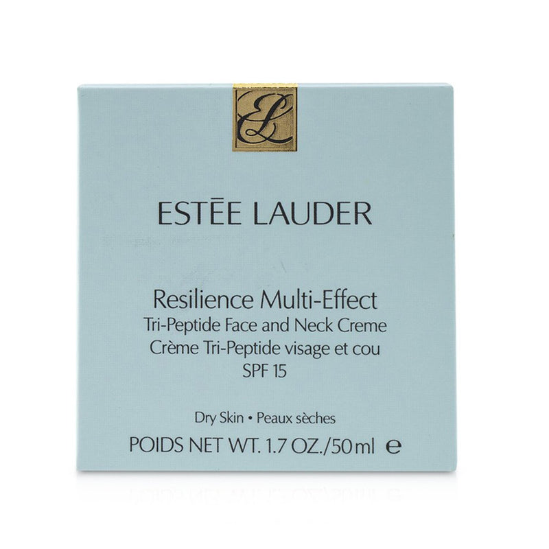 Resilience Multi Effect Tri Peptide Face And Neck Creme Spf 15 For Dry Skin 235599