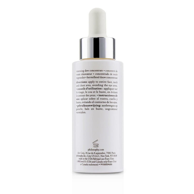 Renewed Hope In A Jar Renewing Dew Concentrate For Hydrating, Glow & Lines 235624