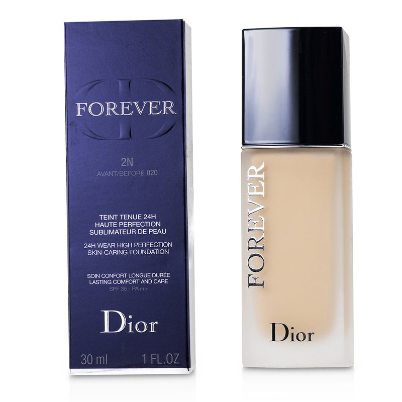 Dior Forever 24 H Wear High Perfection Foundation Spf 35
