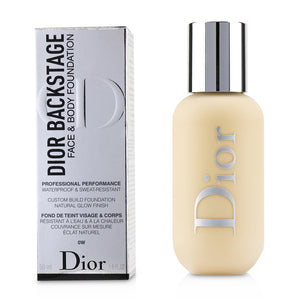 Dior Backstage Face & Body Foundation # 0 W (0 Warm) 237039