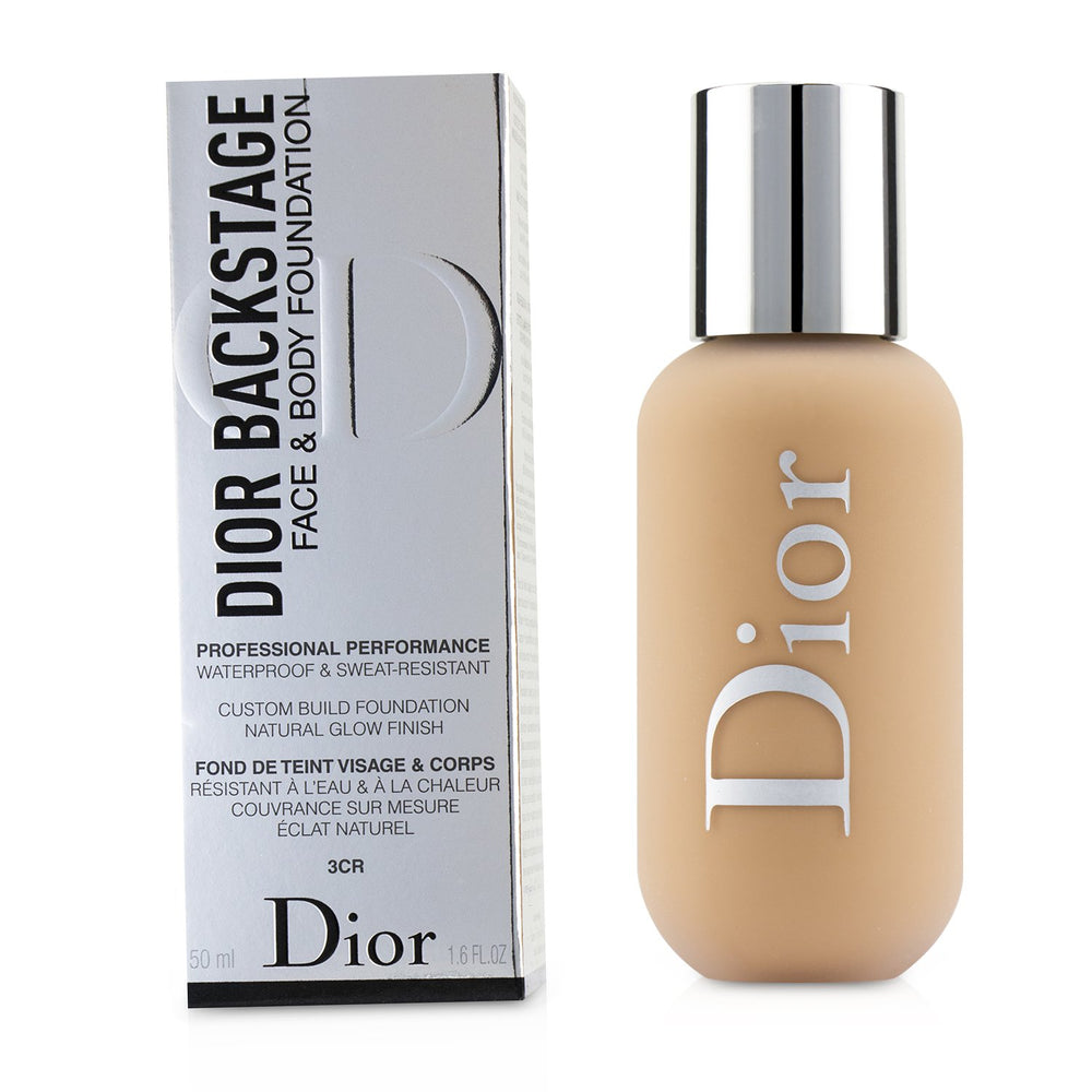 Dior Backstage Face & Body Foundation # 3 Cr (3 Cool Rosy) 237053