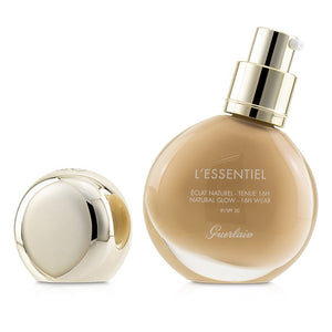 L'essentiel Natural Glow Foundation 16 H Wear Spf 20   # 03 C Natural Cool