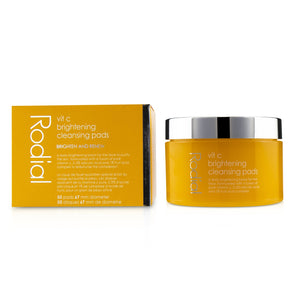 Vit C Brightening Cleansing Pads
