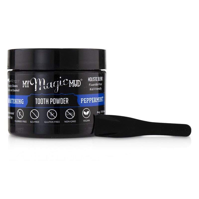 Activated Charcoal Whitening Tooth Powder Peppermint 237382
