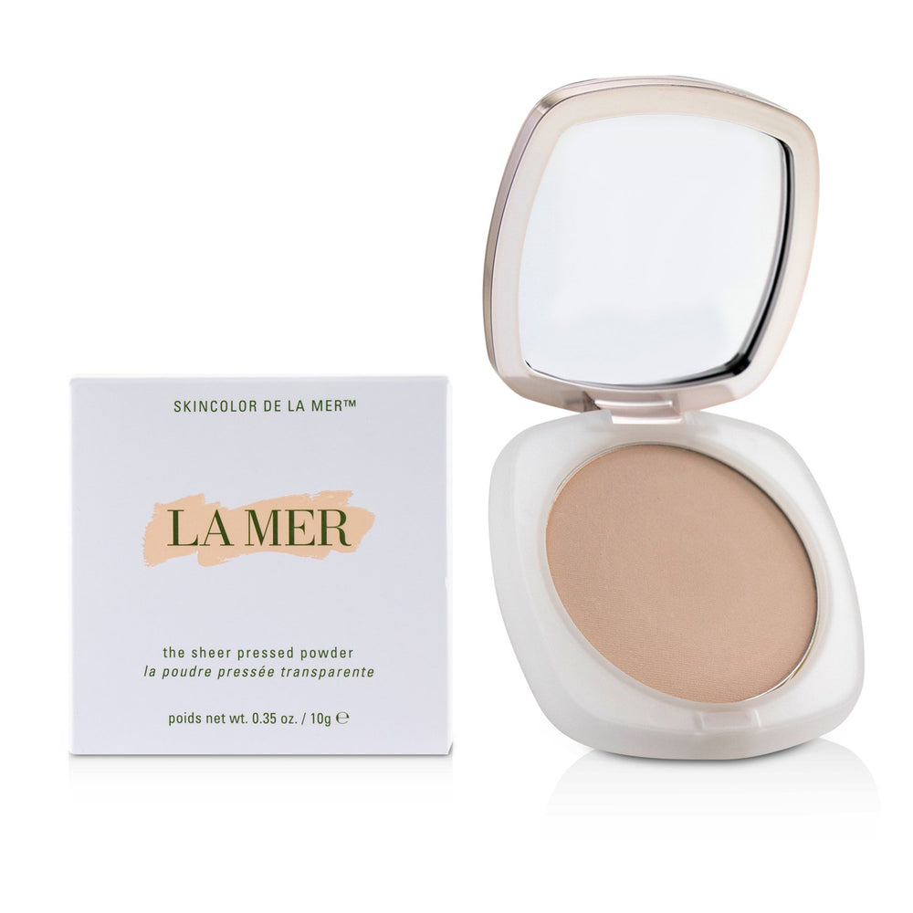 The Sheer Pressed Powder #02 Translucent 237475