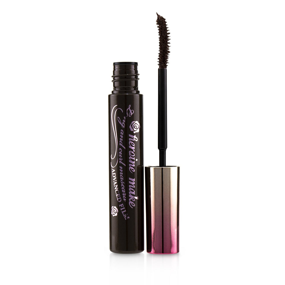 Heroine Make Long And Curl Waterproof Mascara Advanced Film # 02 Brown 237996