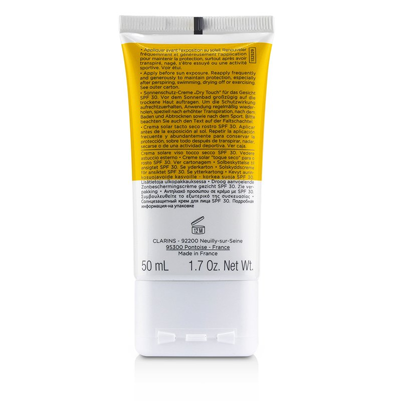 Dry Touch Sun Care Cream For Face Spf 30 238566