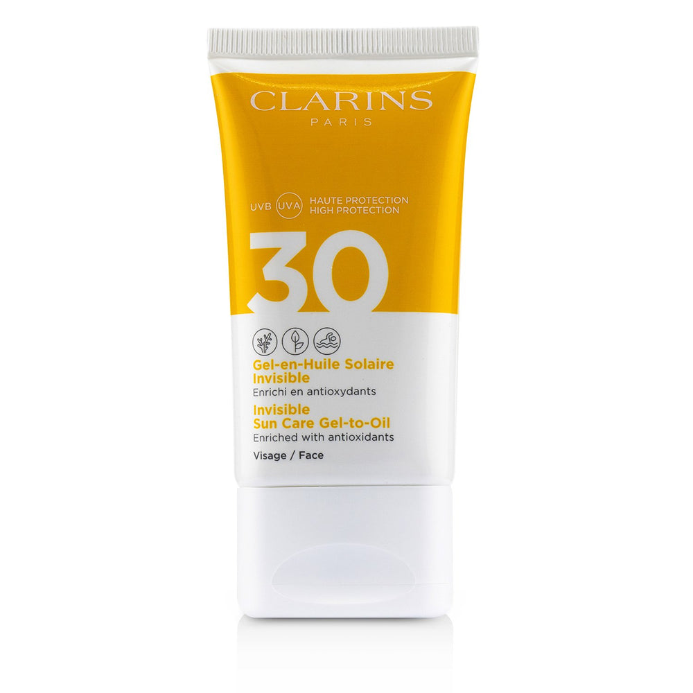 Invisible Sun Care Gel To Oil For Face Spf 30 238567