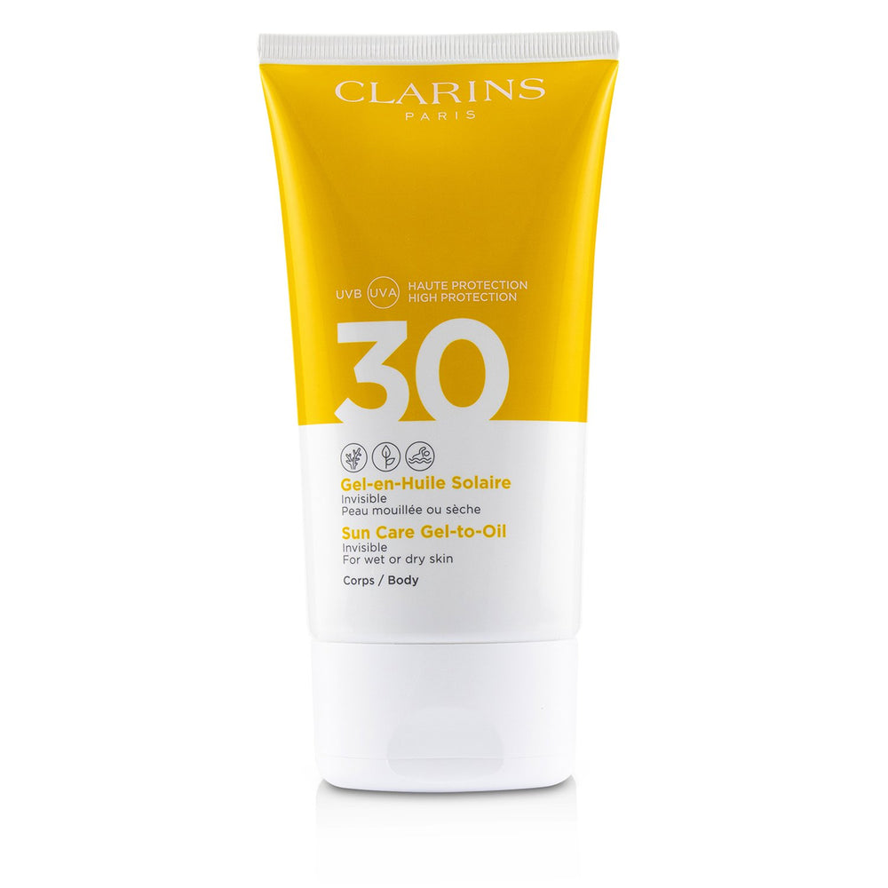 Sun Care Body Gel To Oil Spf 30 For Wet Or Dry Skin 238571