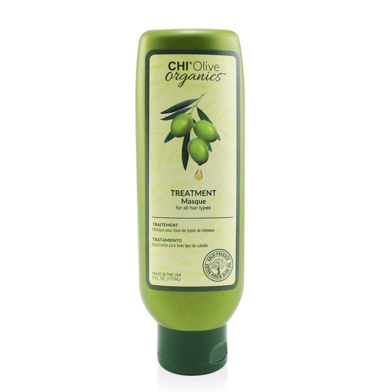 Olive Organics Treatment Masque (For All Hair Types) 238580