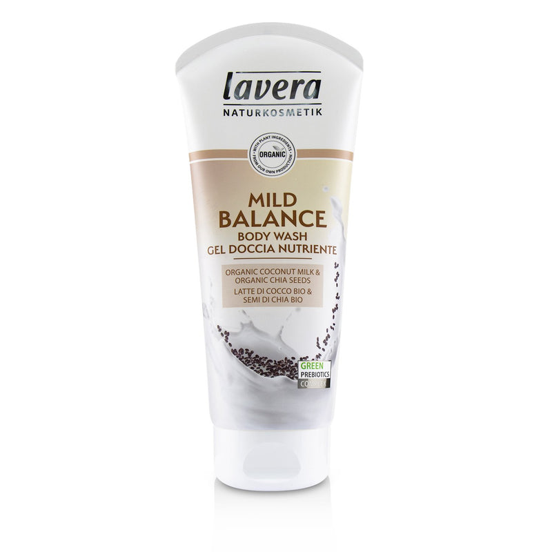 Body Wash Mild Balance (Organic Coconut Milk & Organic Chia Seeds) 239287
