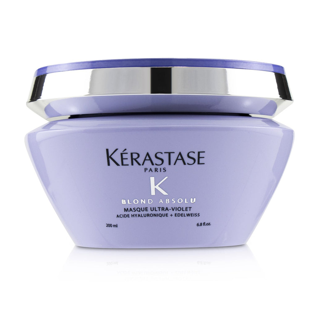 Blond Absolu Masque Ultra Violet Anti Brass Blonde Perfecting Purple Masque (Lightened Cool Blonde Hair) 239337