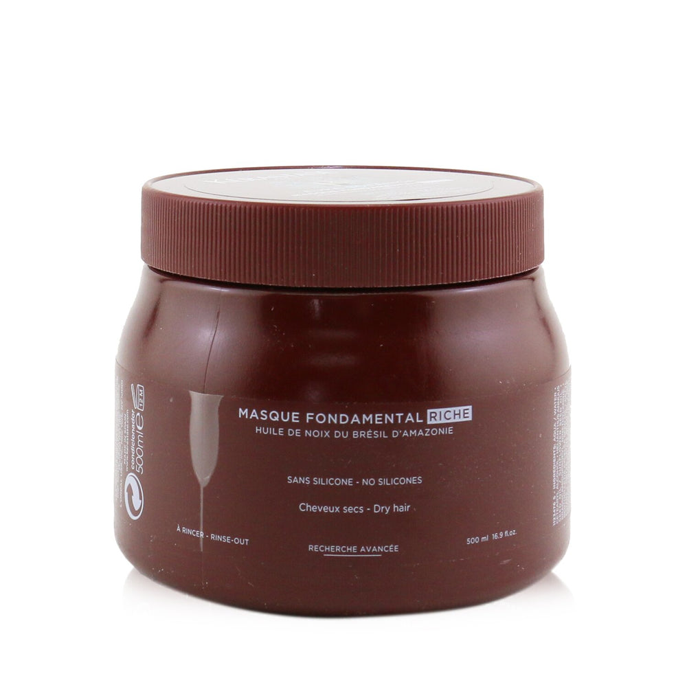 Aura Botanica Masque Fondamental Riche (Dry Hair) 239343 - Kerastase - Frenshmo