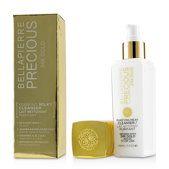 Precious 24k Gold Purifying Milky Cleanser (Unboxed)